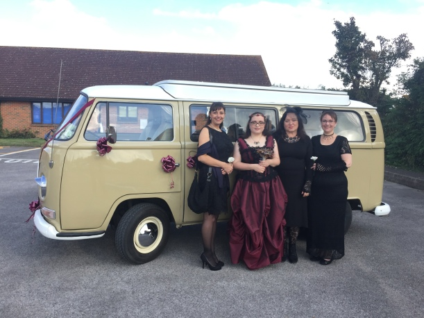 gothic-english-wedding-sparky-enjoys-the-day