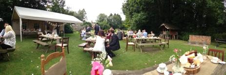 #BOHO #VINTAGE #WEDDING garden party