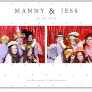 sparky photobooth hire